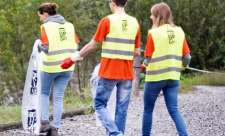 Citta' pulita: Clean-up day CVC in Ticino