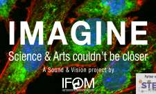 Dna in Musica: IMAGINE - Science & Arts a Milano