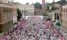 IN 63.000 ALLA XVII RACE FOR THE CURE
