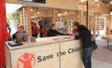 Expo 2015: inaugurato il Villaggio di Save the Children