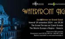"""Waterfront night in D#"" serata di jazz e solidarieta'"